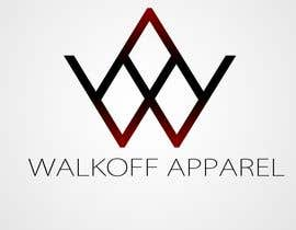 #279 za Logo Design for Walkoff Apparel od arunstudios