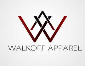 #278 para Logo Design for Walkoff Apparel de arunstudios