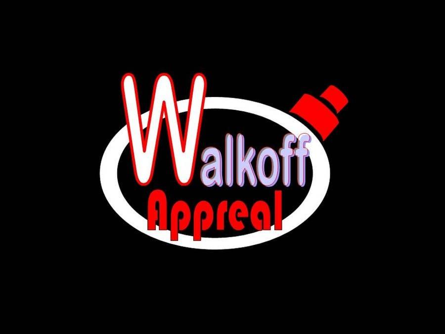 Конкурсная заявка №283 для Logo Design for Walkoff Apparel