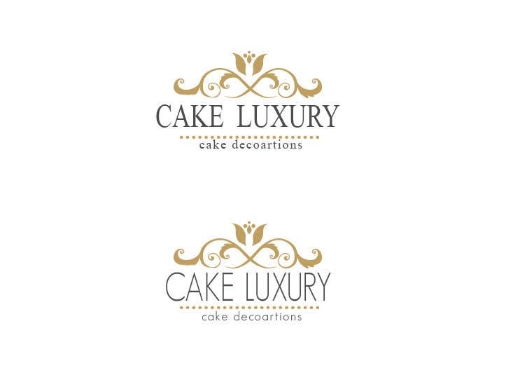#99 for Design a Logo for Cake Decoration Business by Denea