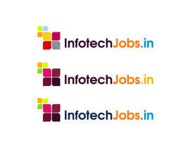 #153 para Logo design for IT Job portal por maraz2013
