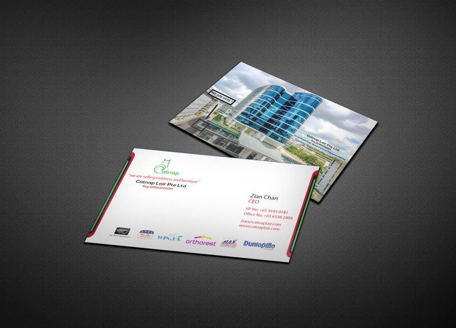 Kilpailutyö #13 kilpailussa Design some Business Cards