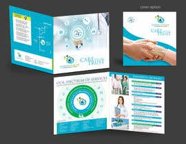 Nro 13 kilpailuun Design a brochure for General Services of  a Hospital / Nursing home cum diagnostic centre käyttäjältä geepeemistry