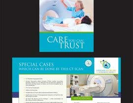 geepeemistry tarafından Design a brochure for CT Scan Services of a diagnostic centre için no 32