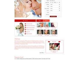nº 2 pour Design a Matrimonial Website like Shaadi.com or Bharatmatrimony.comFor Matrimonial Redefor par webcloud9
