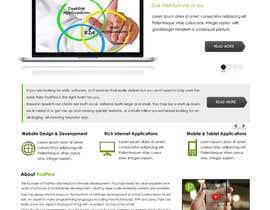 #32 untuk Design a Matrimonial Website like Shaadi.com or Bharatmatrimony.comFor Matrimonial Redefor oleh logon1