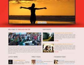 #35 untuk Design a Matrimonial Website like Shaadi.com or Bharatmatrimony.comFor Matrimonial Redefor oleh logon1