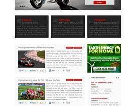 #39 untuk Design a Matrimonial Website like Shaadi.com or Bharatmatrimony.comFor Matrimonial Redefor oleh logon1