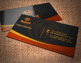 #33 for Design some Business Cards for Maniak Fitness by regionmym
