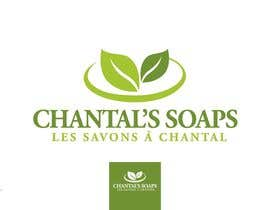 nº 159 pour Design a Logo for Chantal's Soaps par catalinorzan