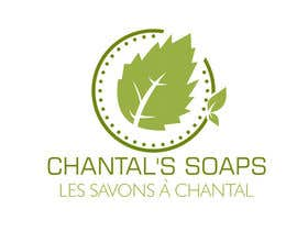#120 for Design a Logo for Chantal's Soaps af CAMPION1