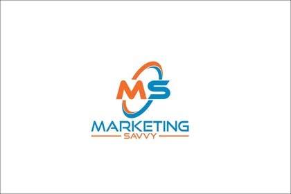 shamazohora1 tarafından Logo design for Marketing Savvy için no 160