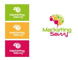 Designer0713 tarafından Logo design for Marketing Savvy için no 37