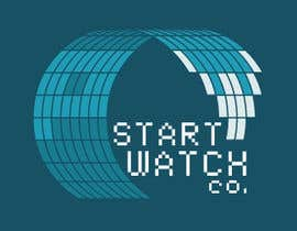 nº 43 pour Start Watch Logo par duskperl