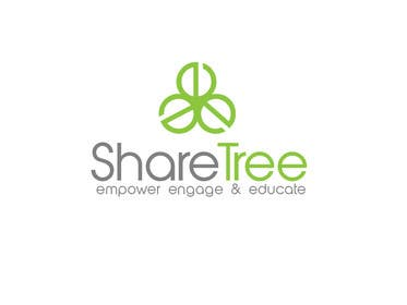 #182 para Design a Logo for ShareTree.org por rraja14