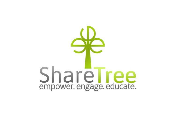 #134 para Design a Logo for ShareTree.org por vladspataroiu
