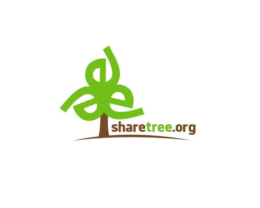 #252 para Design a Logo for ShareTree.org por alexisbigcas11