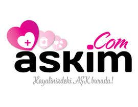 #300 para Logo Design for ASKIM - Dating company logo por ChrisBarnard