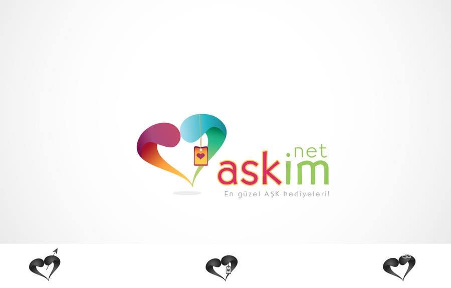 Конкурсная заявка №288 для Logo Design for ASKIM - Dating company logo