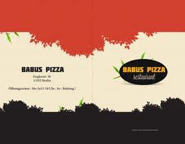 Nro 3 kilpailuun Indisches Restaurant Flyer 8 Seiten käyttäjältä dfi7