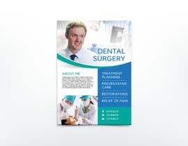 Nro 16 kilpailuun Design a Dental Flyer käyttäjältä svetapro