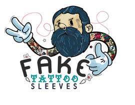 Nro 62 kilpailuun Design a logo/Illustration for tattoo based fancy dress accessory. käyttäjältä jntorresb