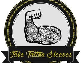 Nro 21 kilpailuun Design a logo/Illustration for tattoo based fancy dress accessory. käyttäjältä Ekballo