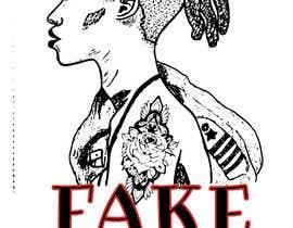 Nro 48 kilpailuun Design a logo/Illustration for tattoo based fancy dress accessory. käyttäjältä anonymoush