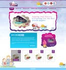 Contest Entry #16 for Yogurt website Home page