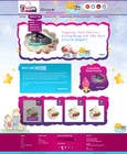 Entry # 33 for Yogurt website Home page by