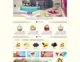 #38 for Yogurt website Home page af Patelasmi
