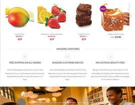 #10 for Yogurt website Home page af karlmc15