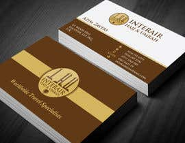 nº 55 pour Design some Business Cards for Interair Travel par rhayramos11