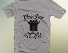 Nro 7 kilpailuun Design a T-Shirt käyttäjältä natyacu