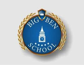 nº 58 pour Design a Logo for BIG BEN SCHOOL par kasif20