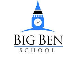 nº 19 pour Design a Logo for BIG BEN SCHOOL par cgoldemen1505