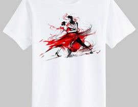 Nro 59 kilpailuun T-shirt Design for Latin Dancers käyttäjältä SCategory