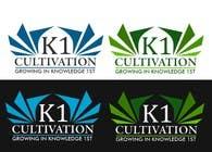 Cannabis Cultivator & Processor Logo için Graphic Design65 No.lu Yarışma Girdisi