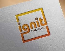 sagorak47 tarafından Design a logo (+ color scheme) for firewood webshop için no 100