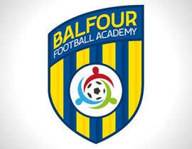 Nro 152 kilpailuun Design a Football Academy Logo käyttäjältä acmnonni