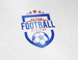 niyajahmad1 tarafından Design a Football Academy Logo için no 13