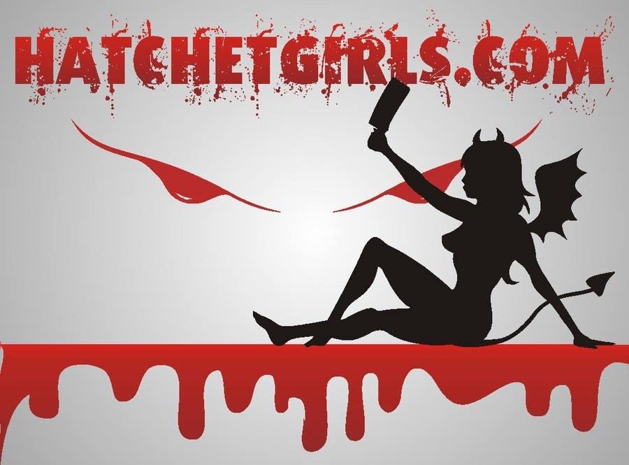 Bài tham dự cuộc thi #                                        18                                      cho                                         Graphic Design for HatchetGirls
