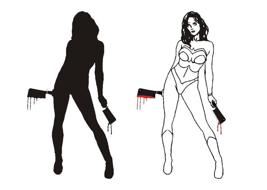 Bài tham dự cuộc thi #                                        86                                      cho                                         Graphic Design for HatchetGirls