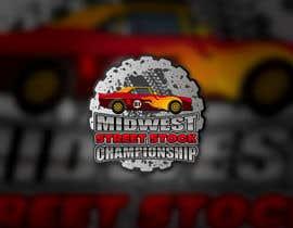 STARK2016 tarafından Design a Logo for the Midwest Street Stock Championship Touring Series için no 12