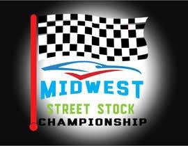 Ashokapon tarafından Design a Logo for the Midwest Street Stock Championship Touring Series için no 25