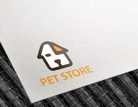 Nro 147 kilpailuun Logo for a Pet Store käyttäjältä designpalace