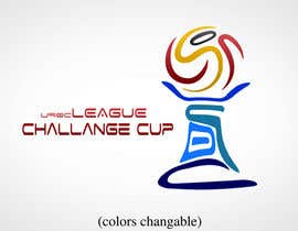 #151 cho Logo Design for League Challenge Cup bởi rainierdirawatun