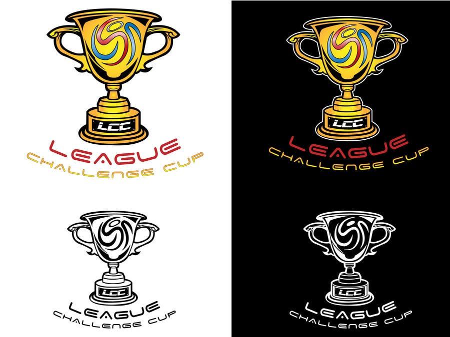 Inscrição nº 103 do Concurso para Logo Design for League Challenge Cup