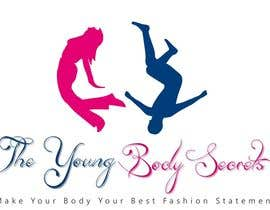 nº 11 pour Design a Logo for The Young Body Secrets par faisalek