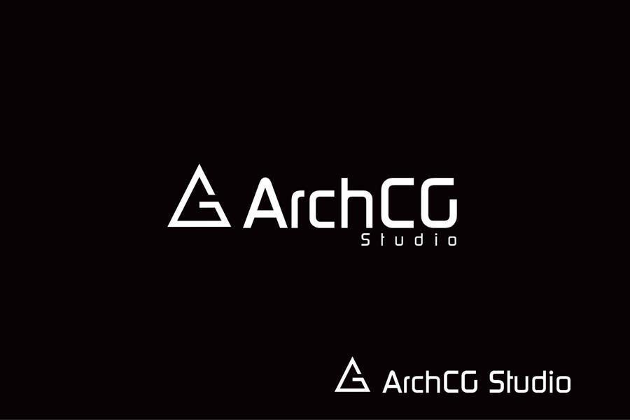 Конкурсная заявка №309 для Logo Design for ArchCG Studio